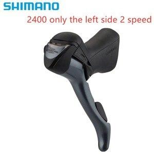 Image 2 - Shimano Claris 2400 STi 2x8 vitesses STi route gauche droite DOUBLE leviers de vélo de route 2400 manette de vitesse