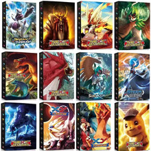 Pokemon 18 page collection card book Game Card VMAX GX 9 Pocket Holder Collection Loaded List Kid Cool Toy GiftBattle Card