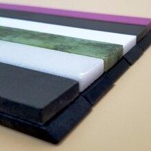 60 -3000-10000 afilador de cuchillos de cuero pulido grueso y fino afilador de piedras afilador herramientas de molienda sistema fijo
