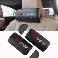 Headrest Support-Pillow Rest-Neck Car-Seat Travel Fashion Adult for Hyundai Elantra Tucson