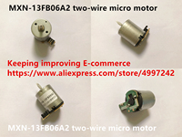 Original new 100% Japan import motor MXN 13FB06A2 two wire micro motor