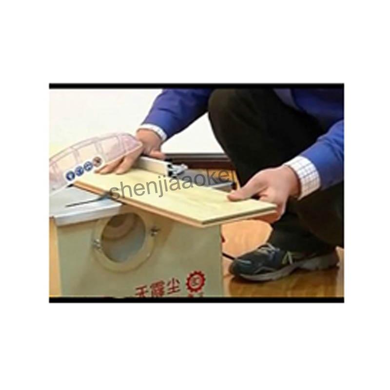 Мини Настольная пила ручной работы деревообрабатывающий станок пилы DIY хобби образец прикладного искусства режущий инструмент ручной рабо... - 6