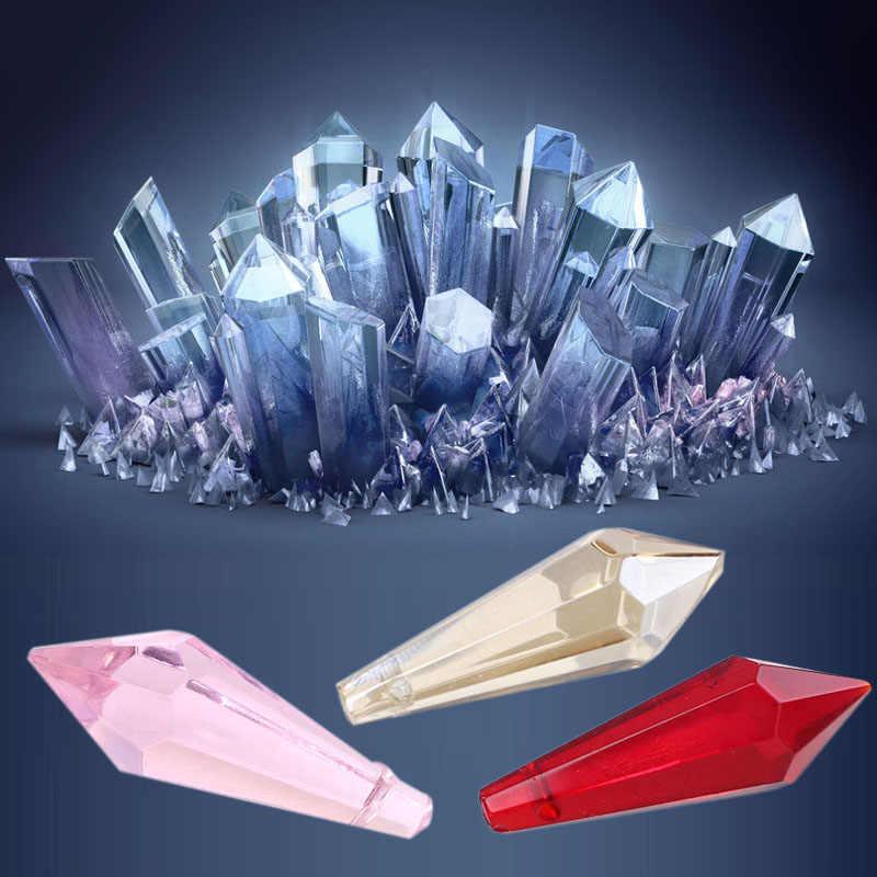 38 Mm Clear Manik Kristal Bola Prisma SunCatcher Lampu Liontin Pernikahan Dekorasi
