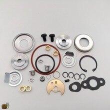 Kits de reparação turbo td04/td04l/tf035/tf035hm 49377/49177/49389/49135 super & flate back com roda reconstruir kits aaa turbo parts