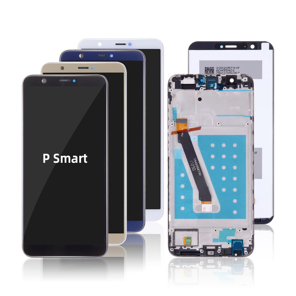 Screen Lcd For Huawei P SmartWith Frame P Smart 2018 LCD Original With Frame Lcd For Huawei P SmartLX3 Replacement For Huawei P