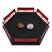 Jouet de disque gyroscopique Ultra Burst pour enfants, 1 pièce, arène, toupie, Duel excitant, beyblade, stade, meilleur cadeau