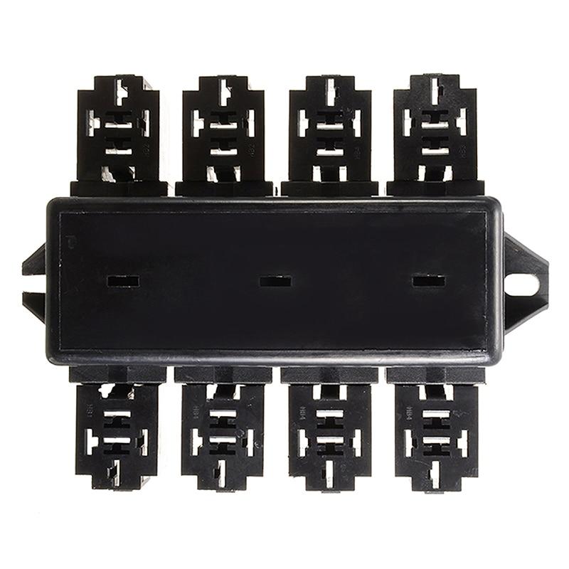 Protetor de circuito com 40pcs, suporte para