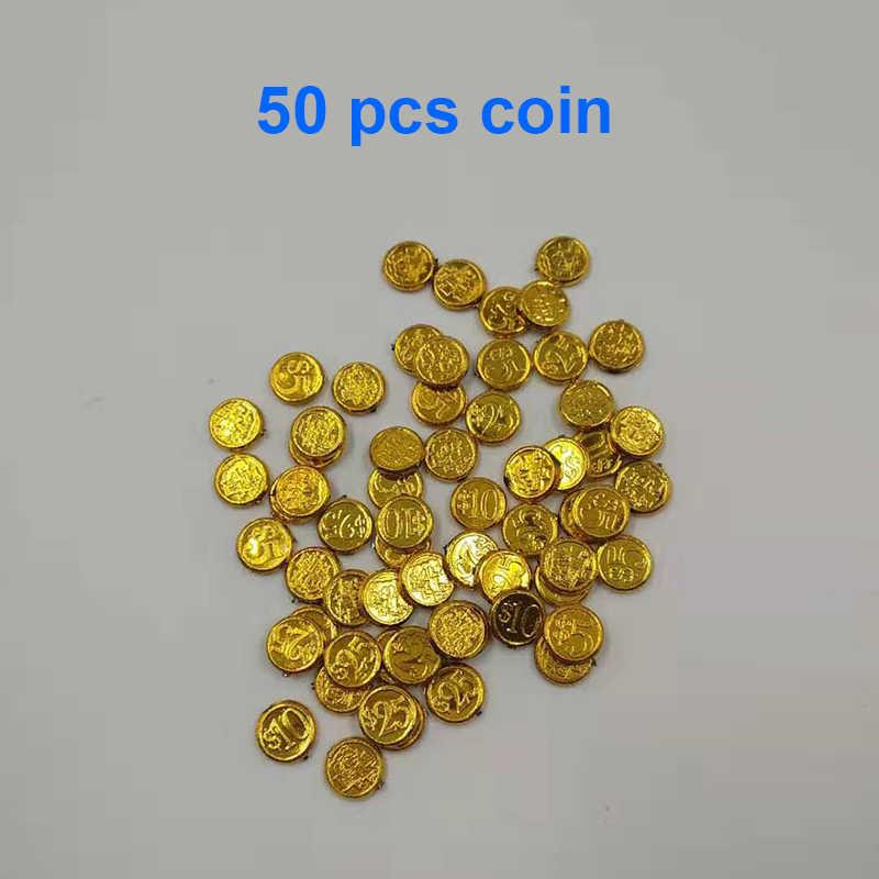 "1//6 Scale Scene Accessories Jewelry Box Gold//Silver Ingots Models for 12/""Figure"