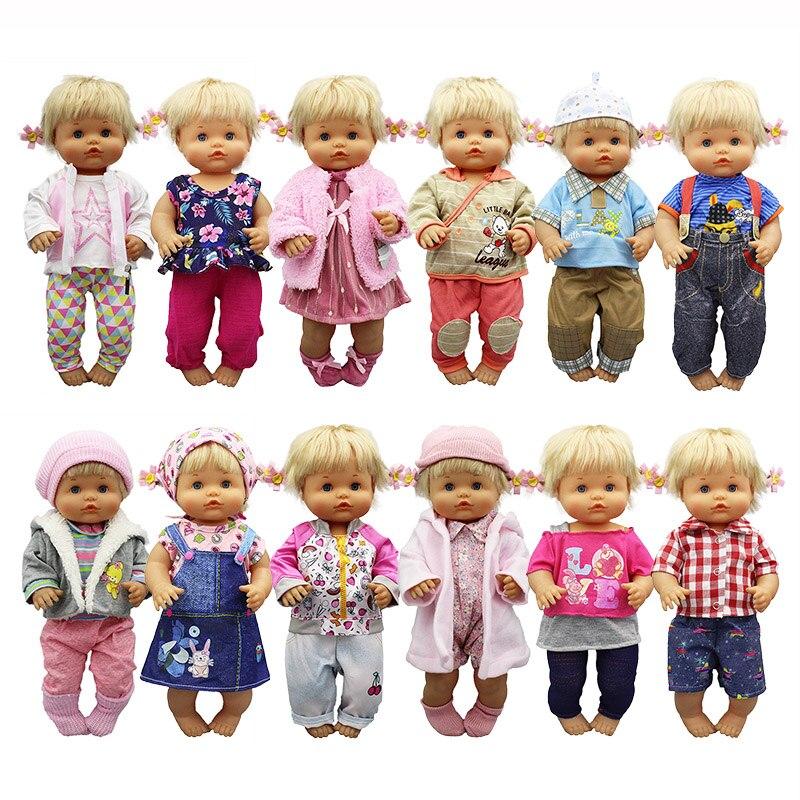 Doll-Clothes Spring-Suit Fit Hermanita Accessories 42cm Nenuco New