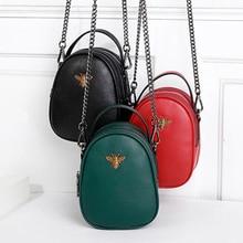 Genuine Leather Women Messenger Bags Female Shoulder Bag Lady Crossbody Mini Clutch Bag Luxury Handbags Women Bags Designer Sac цена и фото