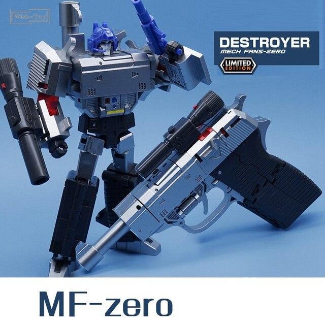 Mech Fans G1 игрушки, MFT трансформация, Пионерская серия, Megatronics MF0 Mech Planet, отправка этикеток, аниме, фигурка, детские игрушки