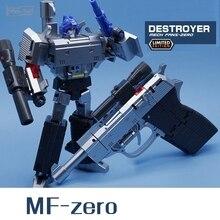 Mech Người Hâm Mộ G1 Đồ Chơi MFT Biến Đổi MF 0 Pioneer Series Megatronics MF0 Mech Hành Tinh Gửi Hãng Anime Hành Động Hình Đồ Chơi Trẻ Em