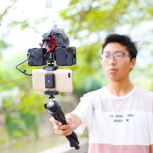 Image 4 - RM 30 II Mini soporte de pulpo para exteriores, trípode Flexible para teléfono y cámara Digital