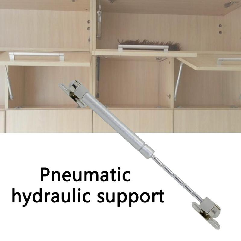 100N/10kg Force Cabinet Door Lift Pneumatic Support Hydraulic Gas Spring Stay For Kitchen Cabinet Doors Opening Liftup Tool