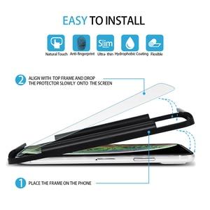 Image 5 - [3 pack] Impactstrong 9H protecteur décran en verre trempé haute définition pour iphone 6 6s 7 8 x xs xr 100% couverture décran