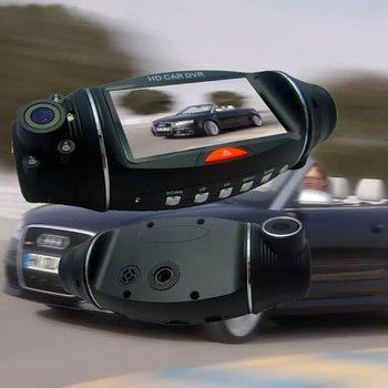 1080P HD Dual Lens 140 degree Dash Cam GPS Car DVR Video Recorder Camera G-Sensor Night vision Dash Cam Rearview