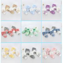 2019 New warm baby toddler socks cartoon cotton autumn and winter baby foot socks cheap JYFTNC