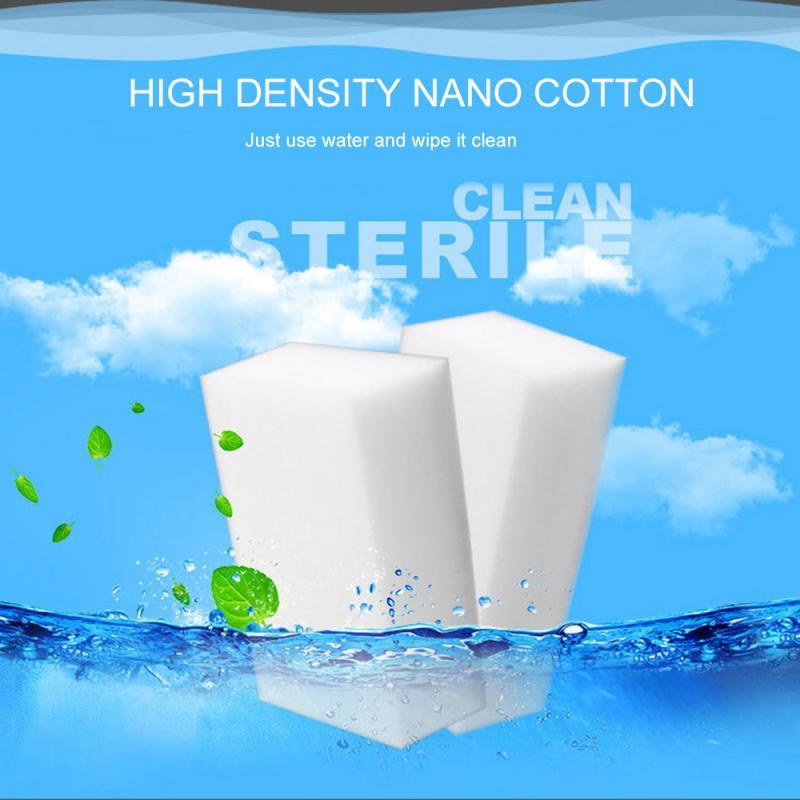Губки для мытья посуды, кухонные принадлежности для ванной комнаты, оптовая продажа, меламиновая губка 20/30 шт., волшебная губка, ластик высок...