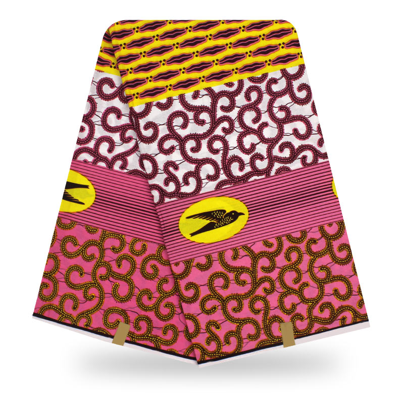 2020 New Nederlands Print Fabric Guaranteed Dutch Wax African Wax For Dashiki Dress Holland