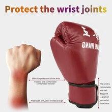Adult Boxing Gloves Professional Sandbag Liner Gloves Kickboxing Gloves Pugilism Men Women Training Fighting Tool New S30 цена