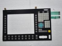 Original novo botão de toque filme 6FC5203-0AF02-0AAL  1 ano de garantia