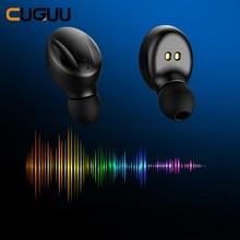 TWS Bluetooth 5.0 Headphone Wrieless Earphone Mini Waterproof Noise Cancelling Headset For Xiaomi Redmi Earbud With Charging Box
