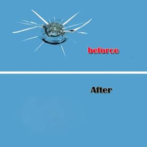Image 5 - VISBELLA Cracked Glass Repair Kit Windshield Repair Liquid DIY Car Window Screen Repair Polish Windscreen Glass Renewal Tools