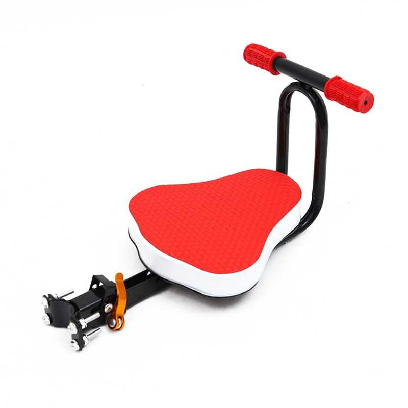 New Electric Bicycle Baby Seat Children Chair Mtb Quick Release Saddle For Kids