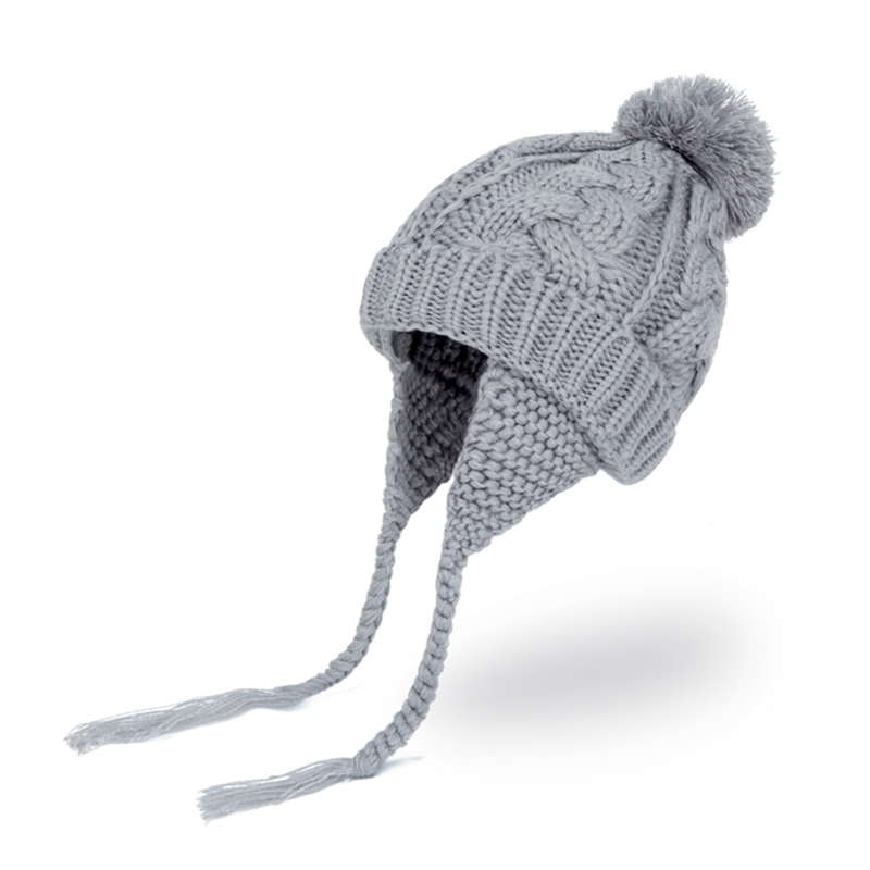 Gangsta Rap Made Me Do It Toddler Warm Winter Hat Knit Cap Black