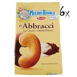 6X Mulino Bianco Abbracci galletas italianas 350g