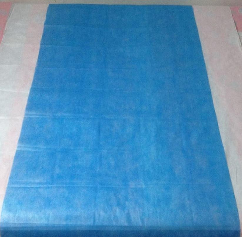100pcs Breathable 90cm X 200cm Disposable Non-woven Bed Sheet, Beauty Salons, Tourism, Hotel Clean Sheets,travel Mat