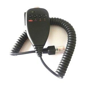 Image 1 - יד כף יד מיקרופון רמקול מיקרופון עבור Kenwood TM 941A TM 251A TM 451A TM D700A TM V708A TM V7A רדיו