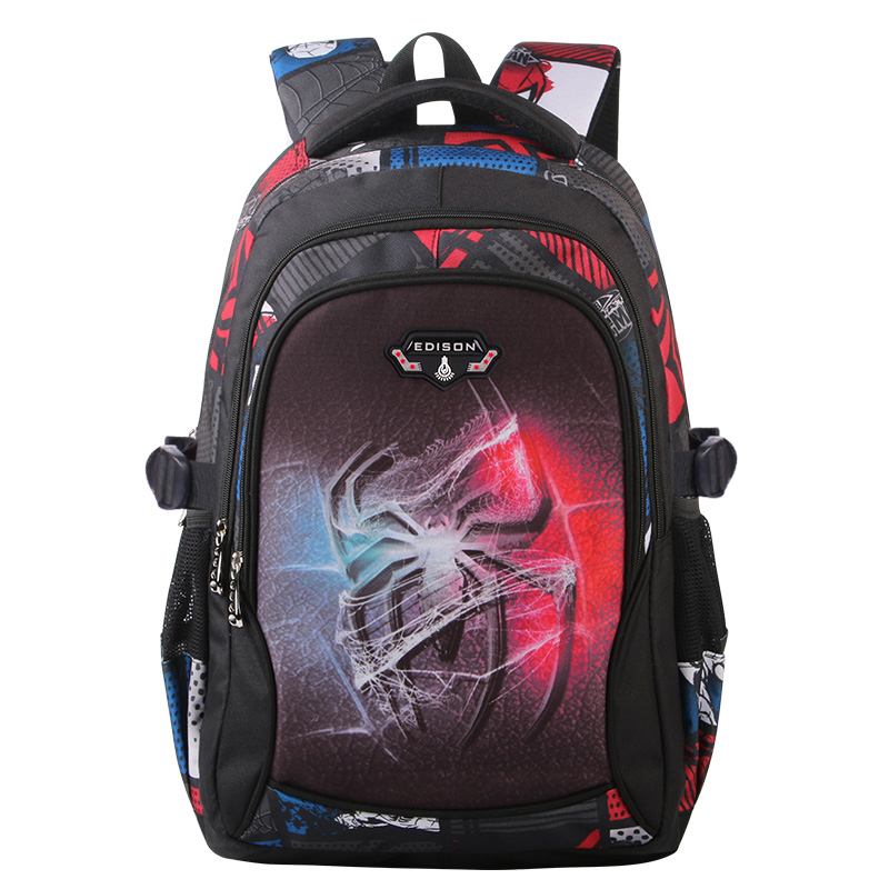 School backpack for children schoolbag cute anime backpack travel school bags for teenage boys mochila escolar infantil menino