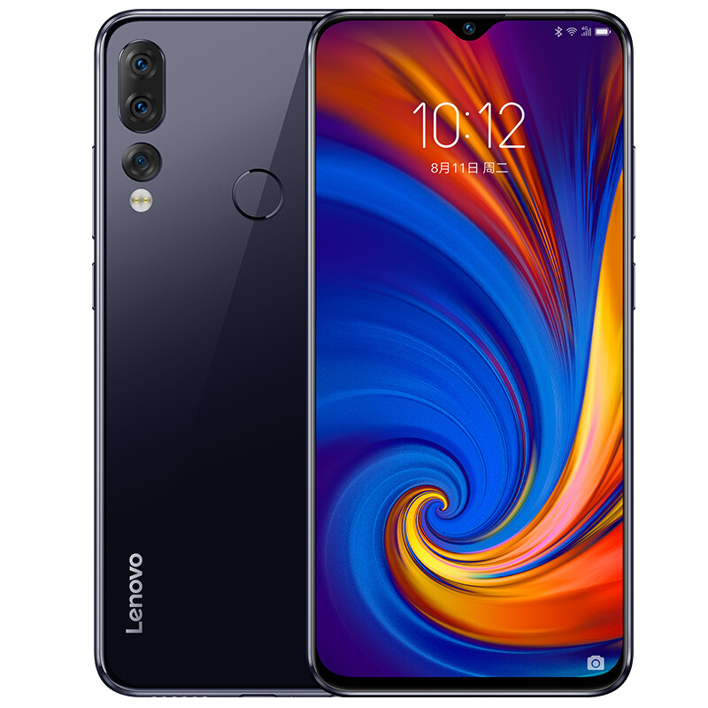 Lenovo Z5S 6GB 64GB Mobile Phone Android P 6.3 Rear AI 3 Camera Face ID Snapdragon 710 Octa Core GLOBAL ROM 4G Phone 3300mAh image
