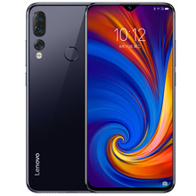 "Lenovo z5s 6 gb 64 gb telefone móvel android p 6.3 ""traseira ai 3 câmera face id snapdragon 710 octa núcleo global rom 4g telefone 3300 mah"