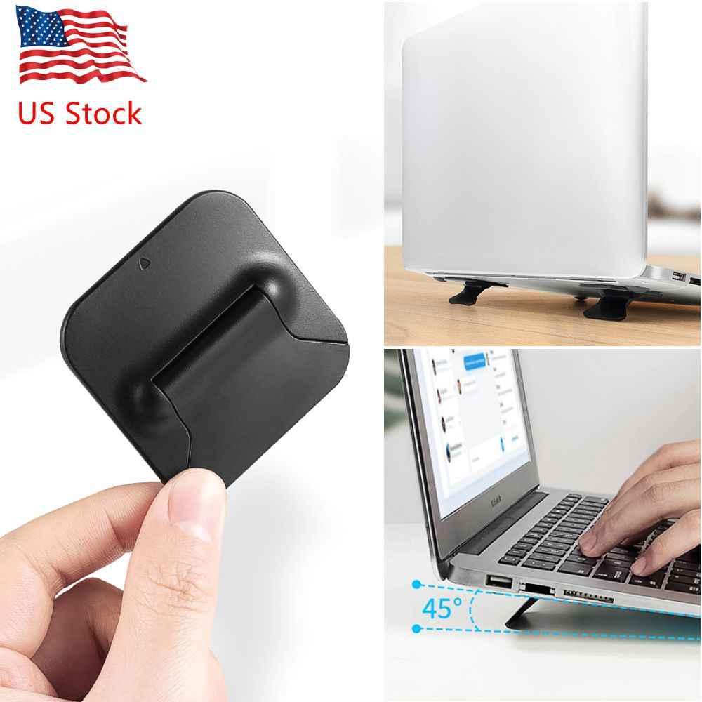 Laptop Stand Voor Macbook Pro Universele Desktop Laptop Houder Mini Draagbare Cooling Pad Notebook Stand Voor Pc Notebook