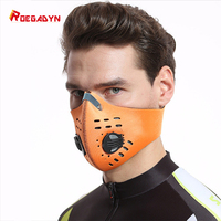 ROEGADYN Men Elevation/Crdio/Endurance Training Mask For Running/Workout/Fitness Sport Mask for Training Half Face Training Mask