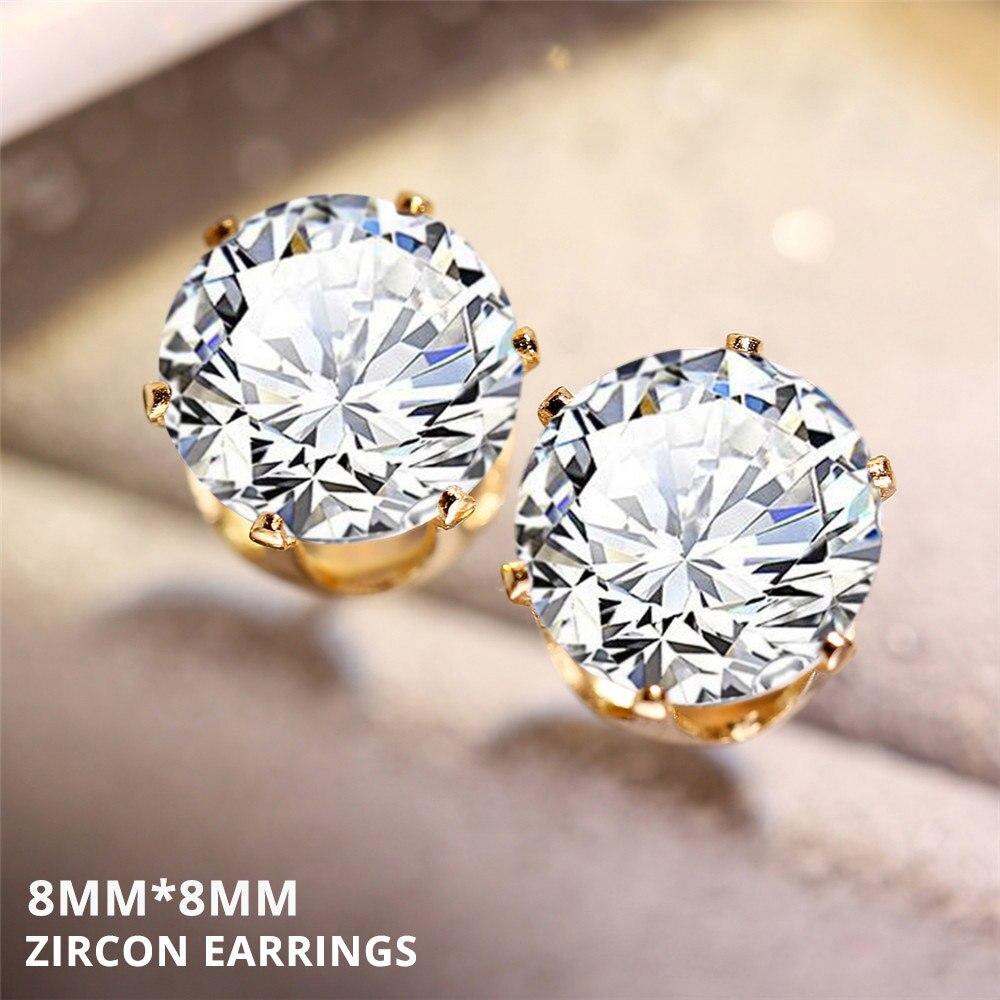 17 км большие жемчужные серьги-кольца для женщин и девочек, уникальные крученые большие серьги, круглые серьги Brinco, массивные модные ювелирные изделия - Окраска металла: Daliy Earrings