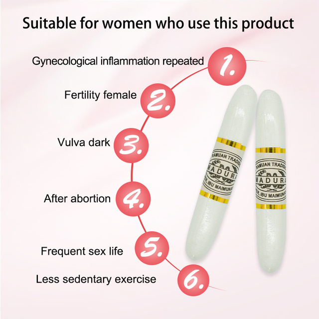 Vaginal Tightening Vagina wand Feminine Hygiene Reduction Vaginal Yam to narrow the vagina S size 30g Vagina stick Products 2