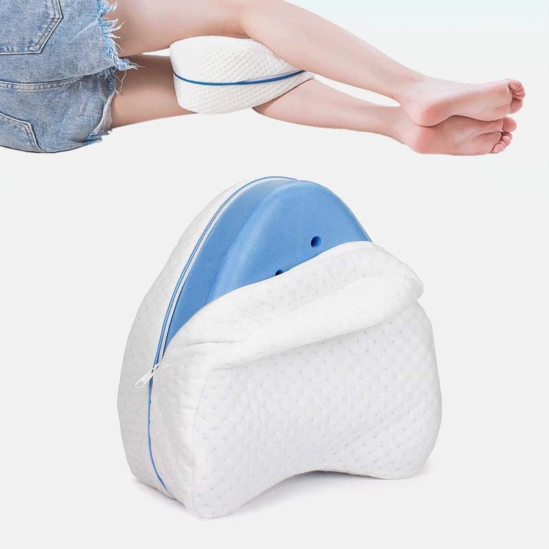 Hot Sale Leg Pillow For Back Hip Legs Knee Support Wedge Leg Pillow Legacy  Legs & Knee Support Wedge Support