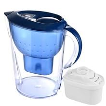 3.5L фильтр для воды чайник с фильтром для заправки картридж с активированным углем чайник для воды для дома и офиса посуда для напитков очиститель