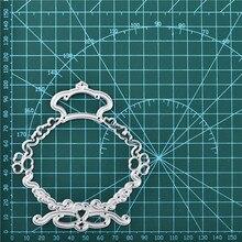 цена на Eastshape Circle Metal Cutting Dies Scrapbooking for Die Cut Stencil Card Making DIY Embossing Craft Dies New Dies for 2019