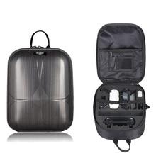 Dla DJI Spark Mavic Air Mavic Pro Mavic 2 twardy plecak pancerny wodoodporna torba podróżna Drone Anti shock etui do przechowywania