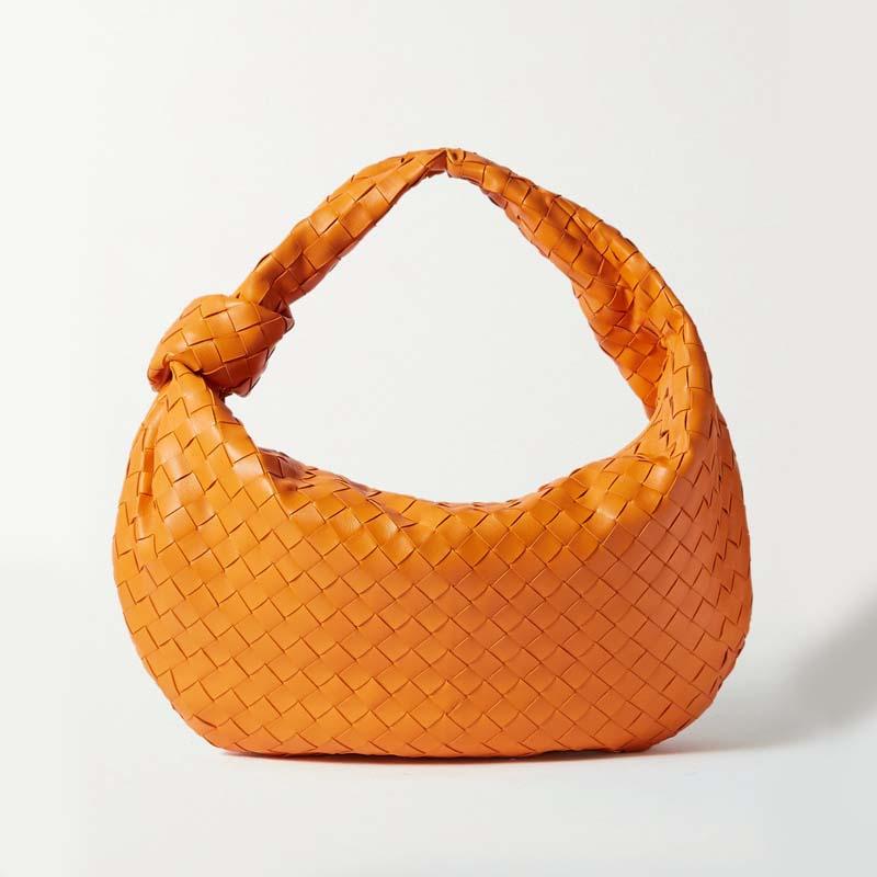 Роскошный клатч на молнии, Сумки из натуральной кожи для женщин, 2020, Новая модная женская сумка на плечо, дизайнерская сумка, тканые женские сумки|Сумки с ручками| | АлиЭкспресс