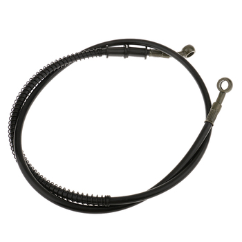 1 2m gumowy hamulec motocyklowy przewód giętki zamiennik o wysokiej wydajności tanie i dobre opinie perfeclan