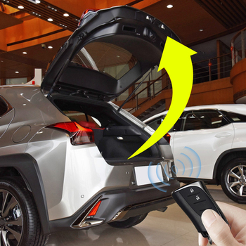 Electric tailgate refitted for LEXUS UX car tail box control open close intelligent electric rear door power operated tailgate