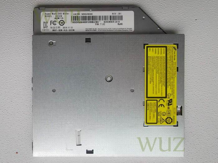 Оригинальный ультратонкий 9,0 мм DVDRW Привод Супер мульти DVD записывающая Модель: UJ8HC UJ8E2S UJ8FBS SU-228HB GUE1N GUE0N DA-8AESH