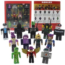 Figure jugetes 7cm PVC Game Figuras Robloxs Boys Toys for game 9 Set
