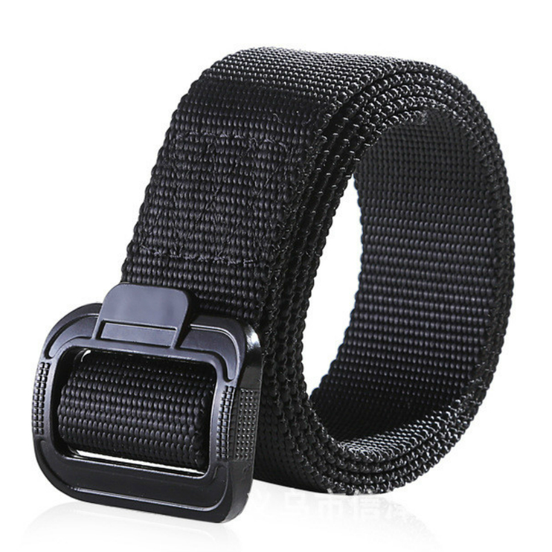2019 Hot Sale Men's Military Fans Leisure Outdoor Tactical Special Operations Wild Canvas Nylon Belt 110cm-130cm Three Colors