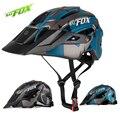 BATFOX велосипедный шлем для женщин и мужчин для горного велосипеда  шоссейного велосипеда  легкая дышащая Защитная Кепка для езды на велосипе...